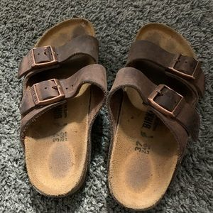Arizona Oiled leather Birkenstock's